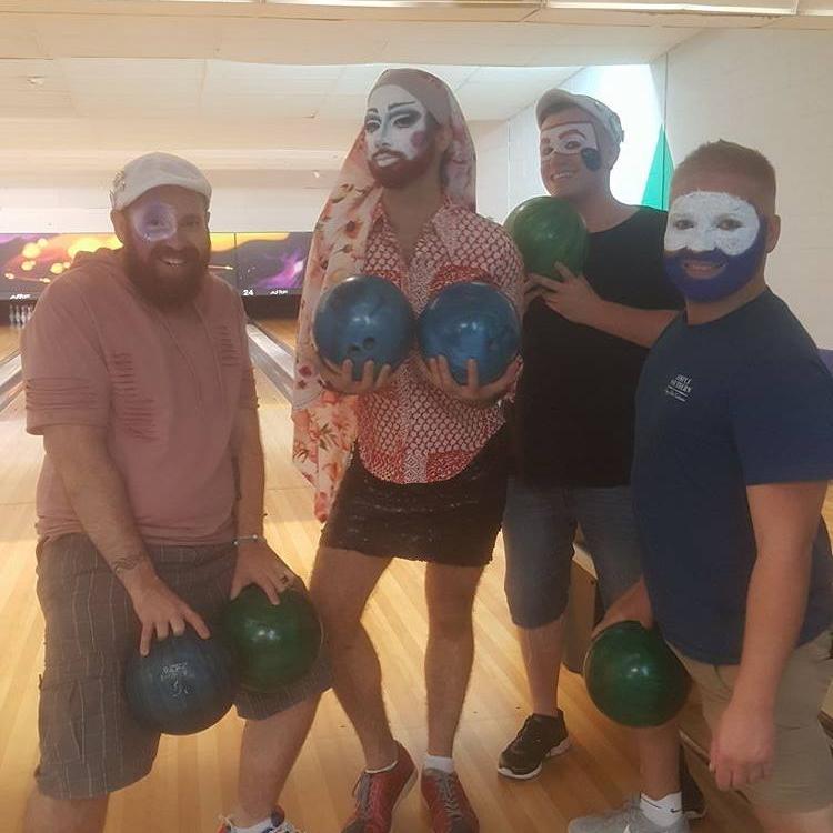 June 1, 2017 - Asheville Pride Bowling League
