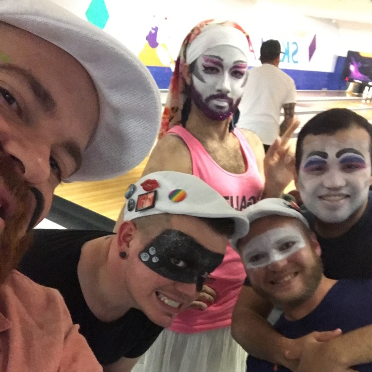 May 18, 2017 - Asheville Pride Bowling League