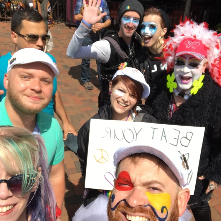 May 6, 2017 - Walk a Mile in Her Shoes