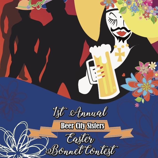April 1, 2017 - Easter Bonnet Contest