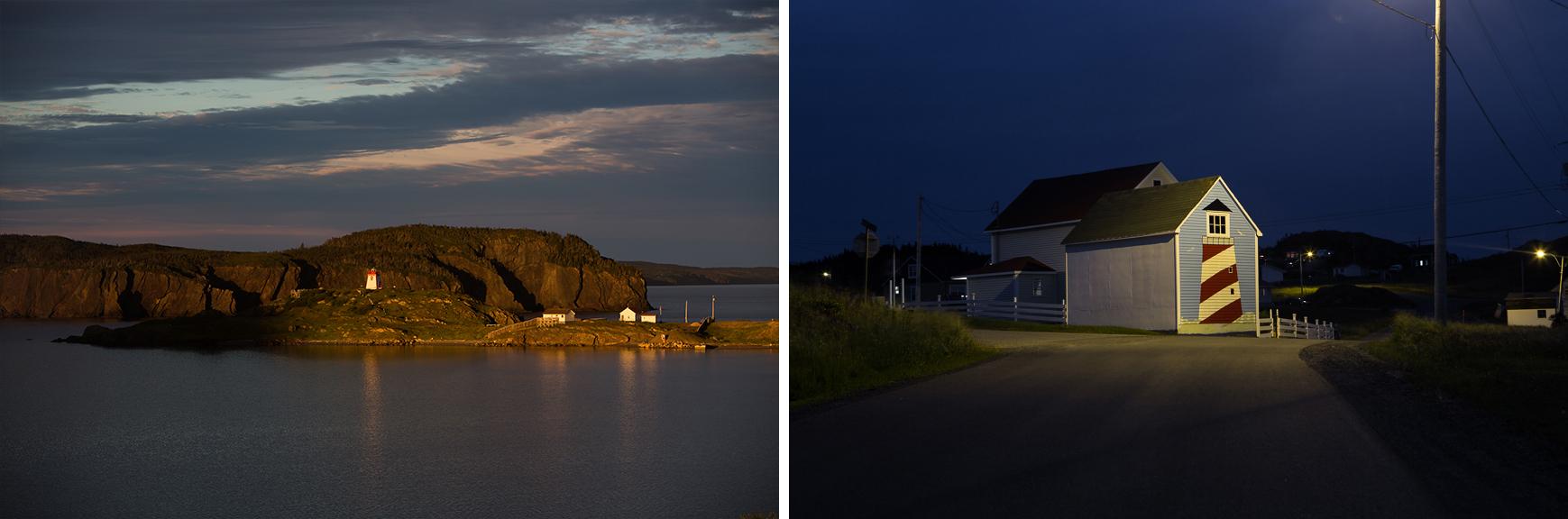 Lighthouse, Trinity; Lighthouse Twillingate