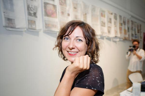 Bettina Hubby Photo: Steven Rimlinger courtesy of  NY Magazine