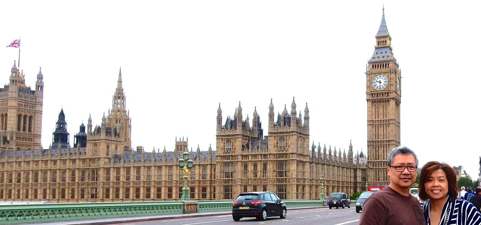 Family-Travel-London