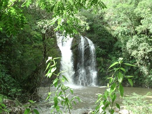 Belize_Waterfall