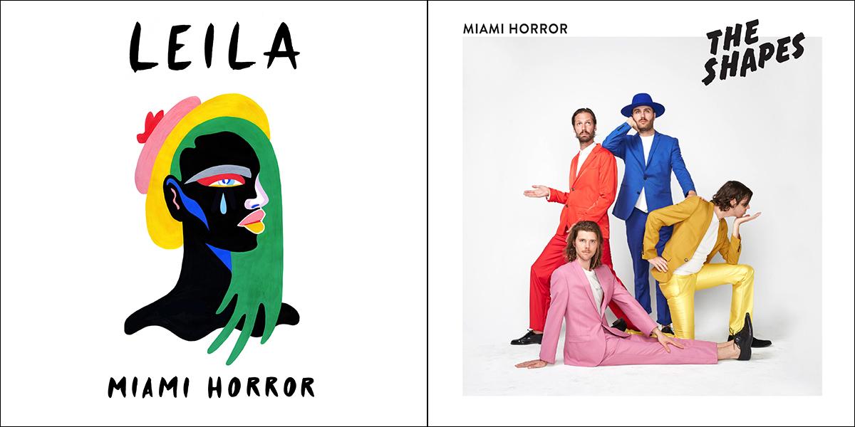 Miami Horror - The Shapes - Leila