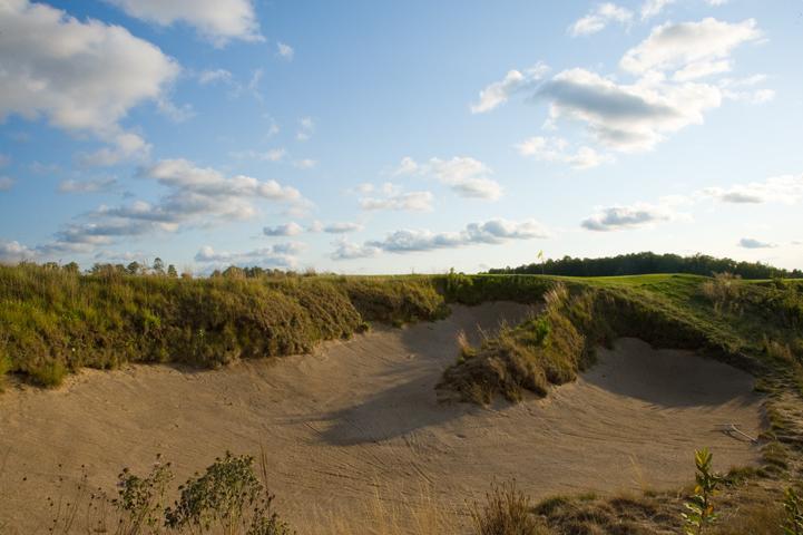 Kingsley Club / Hole 2 / Par 3 / 157 yards