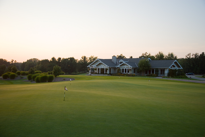 Pilgrim's Run Clubhouse