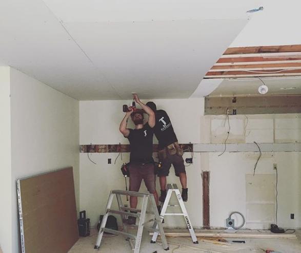 JT Sproule Construction Team Vancouver