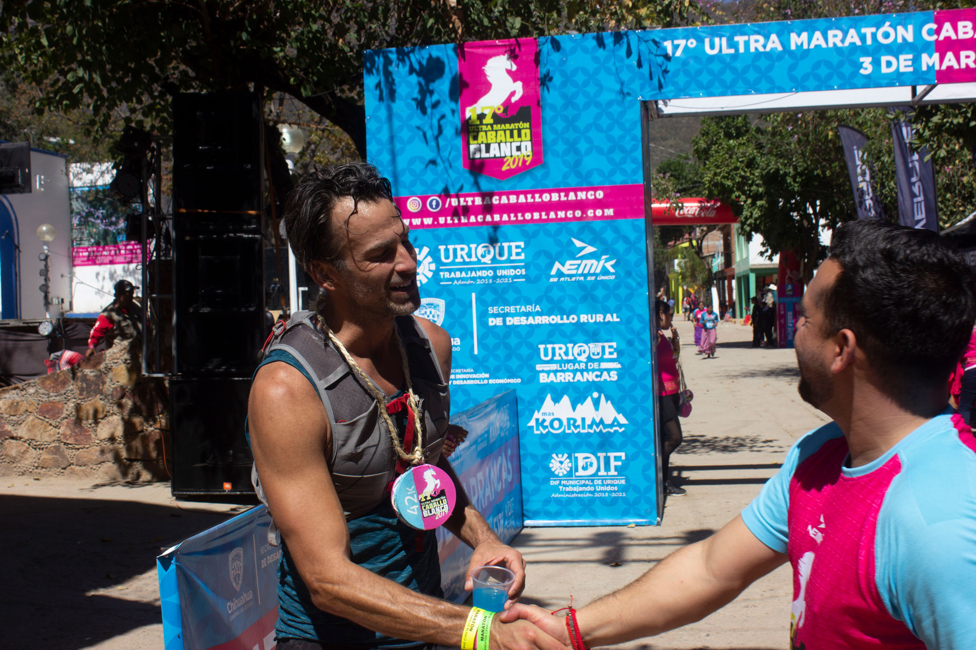 Ryan Young Completes Marathon