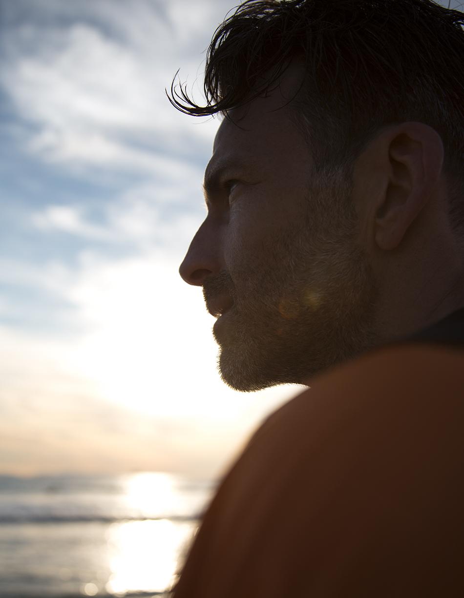 Ryan Young Karl Simone 7 Beach