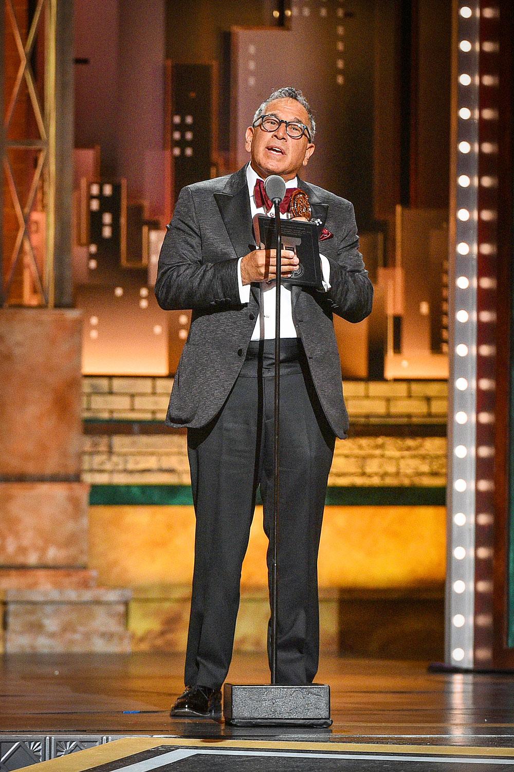 Robert Horn Tony Awards 2019