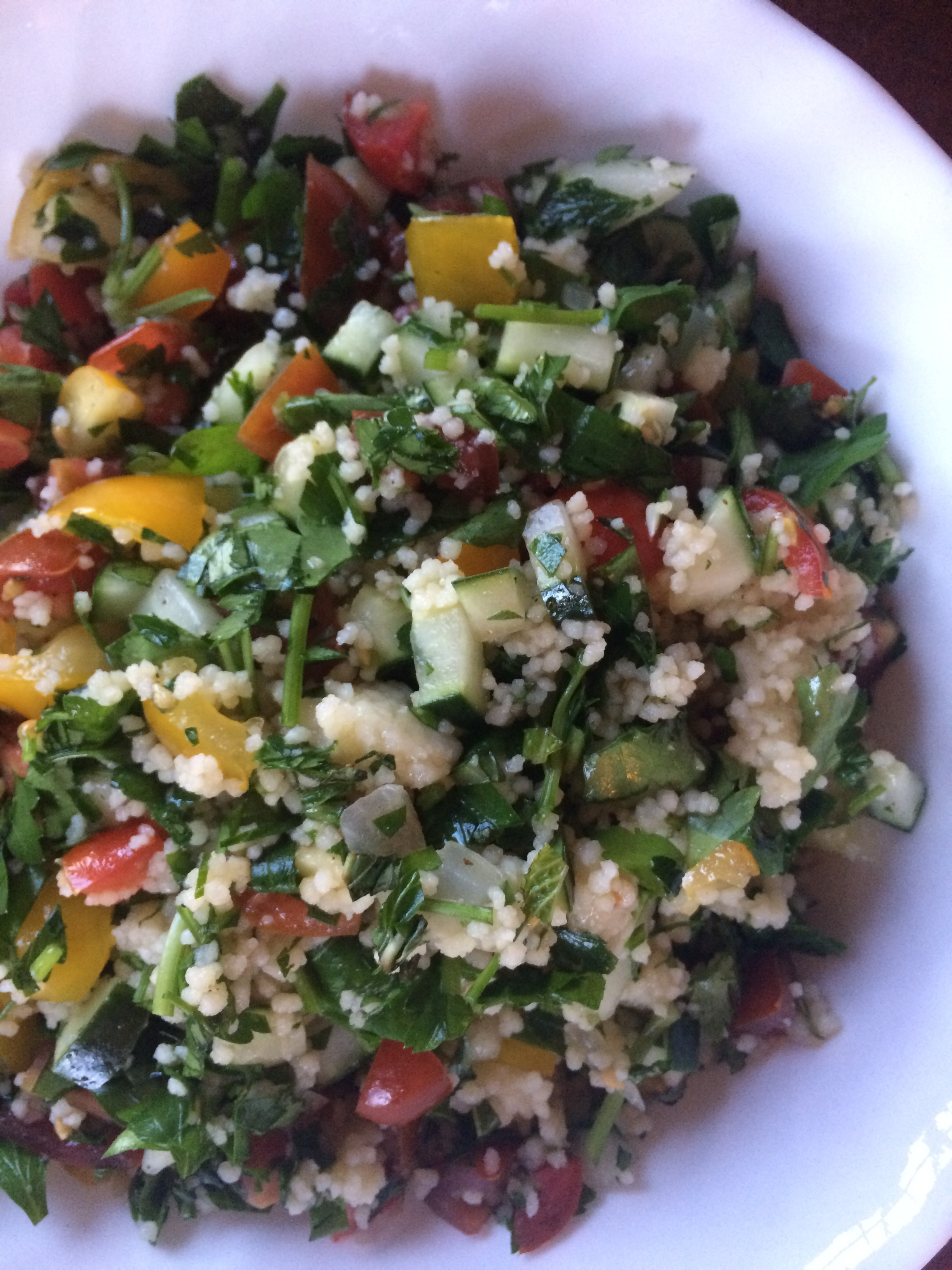 tabbouleh || planting my roots - a washington, dc-based food blog filled with nourishing and seasonal recipes