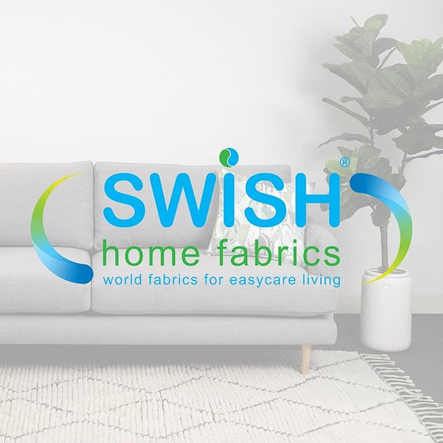 Introducing SWISH® Home Fabrics - World Fabrics for easy care living!  SWISH® fabrics are sourced from the world's leading mills according to strict easy care specifications using specialty yarn types that are resistant to the rigours of busy family life. Specifically, our man made fibre selections resist staining and are woven to strict international performance and safety standards. As an added bonus all SWISH® fabrics can be enhanced by retail warranty programs that provide extended protection against accidental rips, cuts, tears, stains, burns or similar accidental damage.  We call that SWISH® peace of mind!  Our key 'SWISH' buying considerations are: Stylish. World Class. Innovative. Safe. Home Friendly.  Please visit www.swishhomefabrics.com.au for more information  A Product Division of Profile Fabrics Pty Ltd.  #fabric #upholstery #textiles #design #colour #palette #interiordesign #melbourne #profilefabrics #creative #homeinspo #inspiration #texture #tone #colourinspo #fresh #inspiration #interior #swish #swishhomefabrics #easyclean #australianmade #stylish #worldclass #innovative #safe #homefriendly #care #cleaning #durable