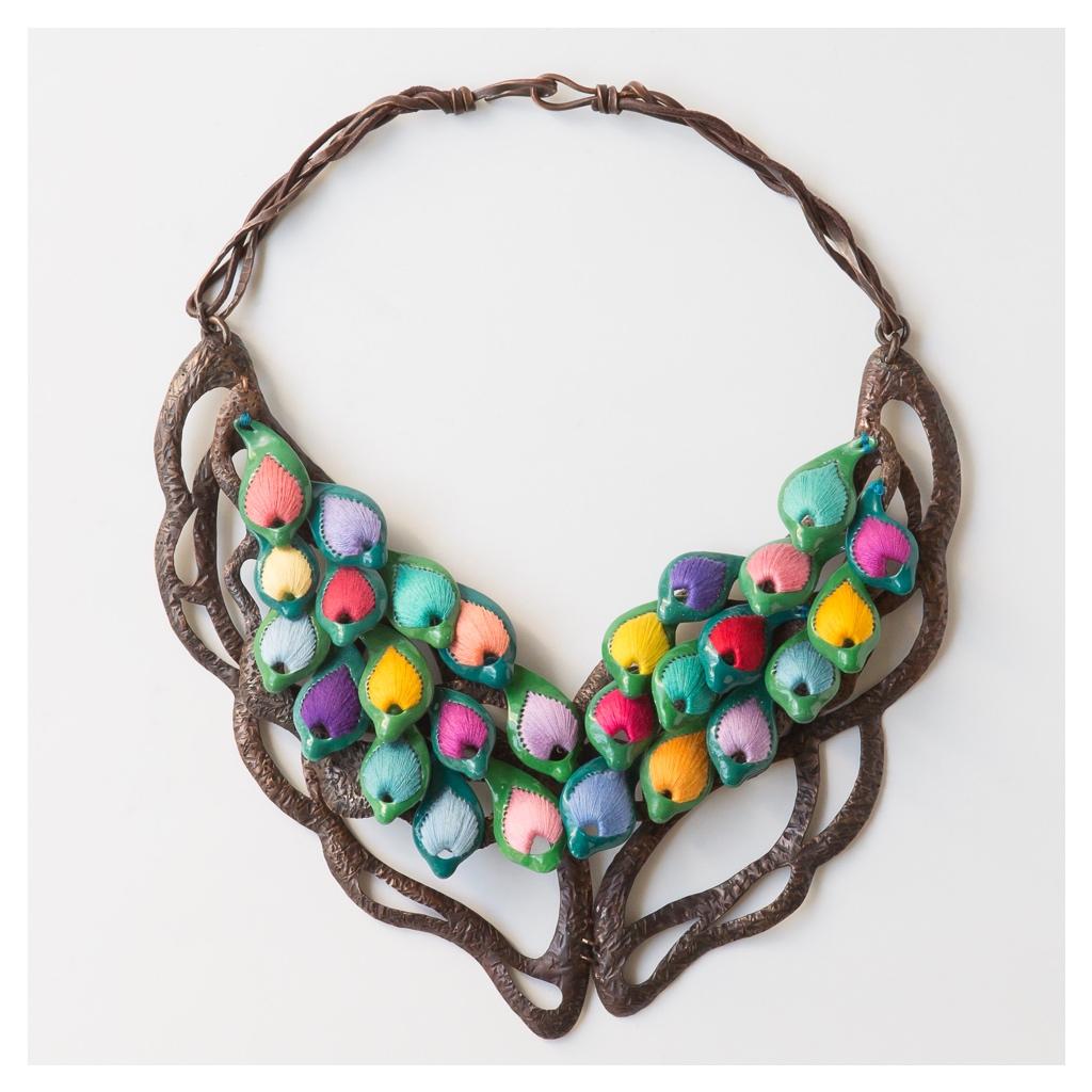 Necklace of   Rainforest