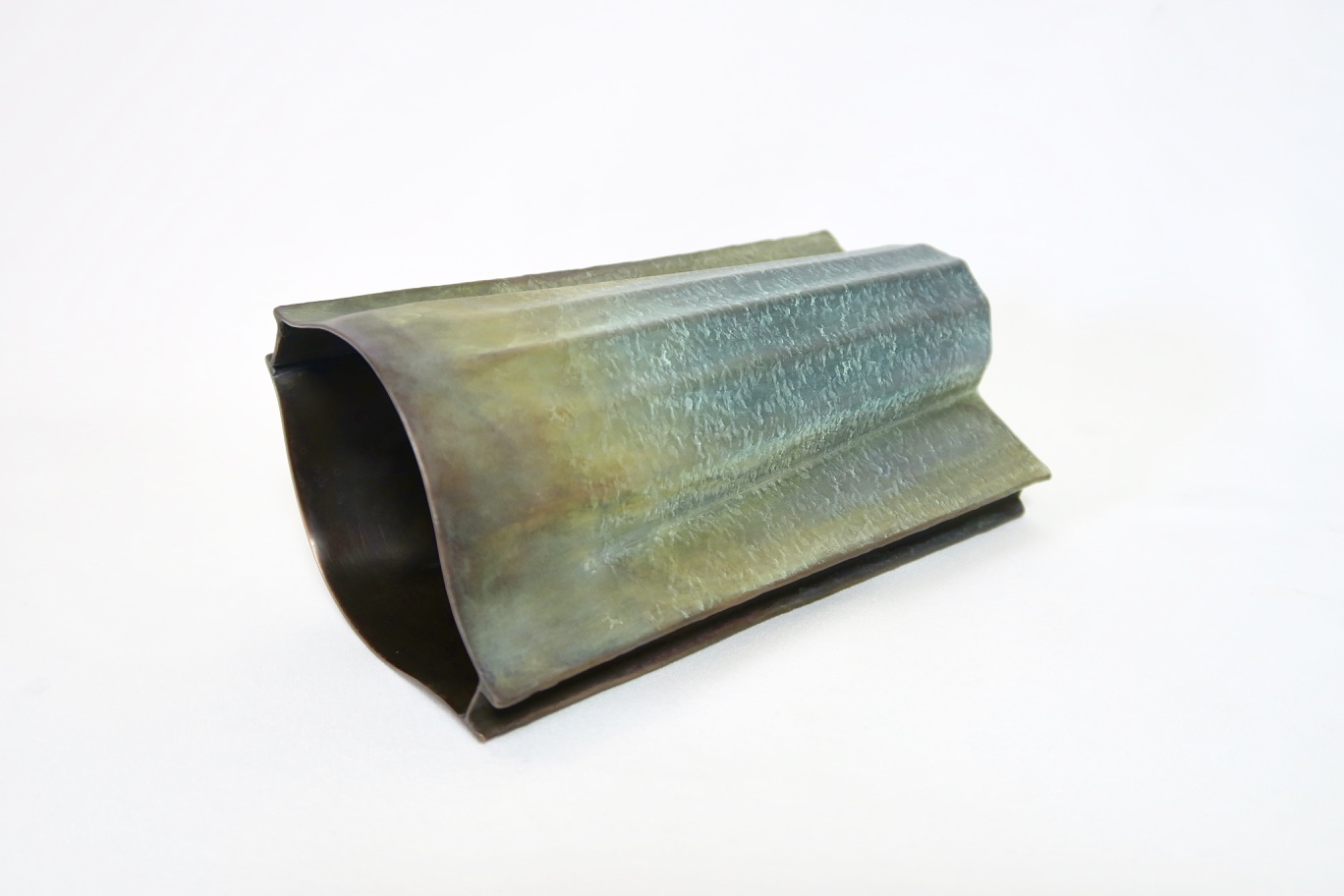 Upsaide-down Vase 十二角花入れ さかさま  ¥26,000