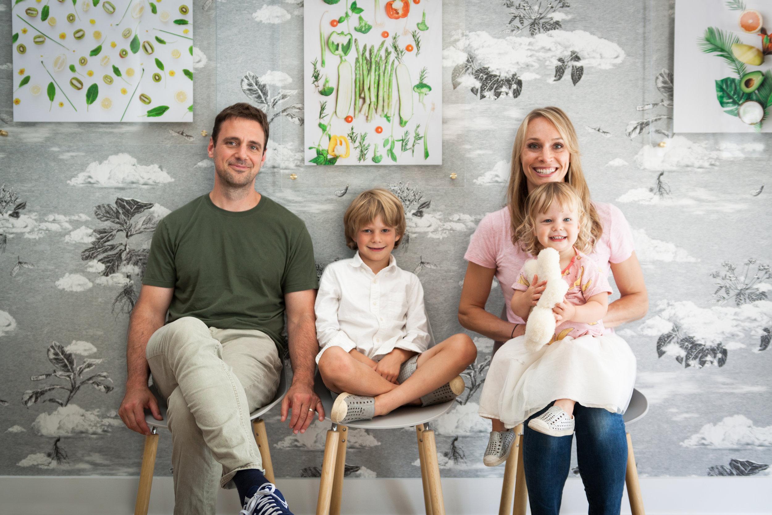 Greg, Luke, Kacy, and Natalie