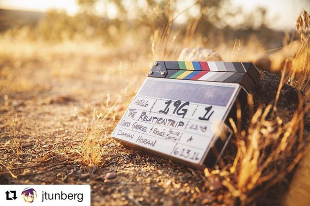 #Repost @jtunberg with @repostapp ・・・ Feeling super honored and blessed to have the opportunity to be the still photographer on this feature film #therelationtrip written and directed by the fabulous @reneefelicesmith and @christophergabriel. So much fun filming in Joshua Tree! 📽📷