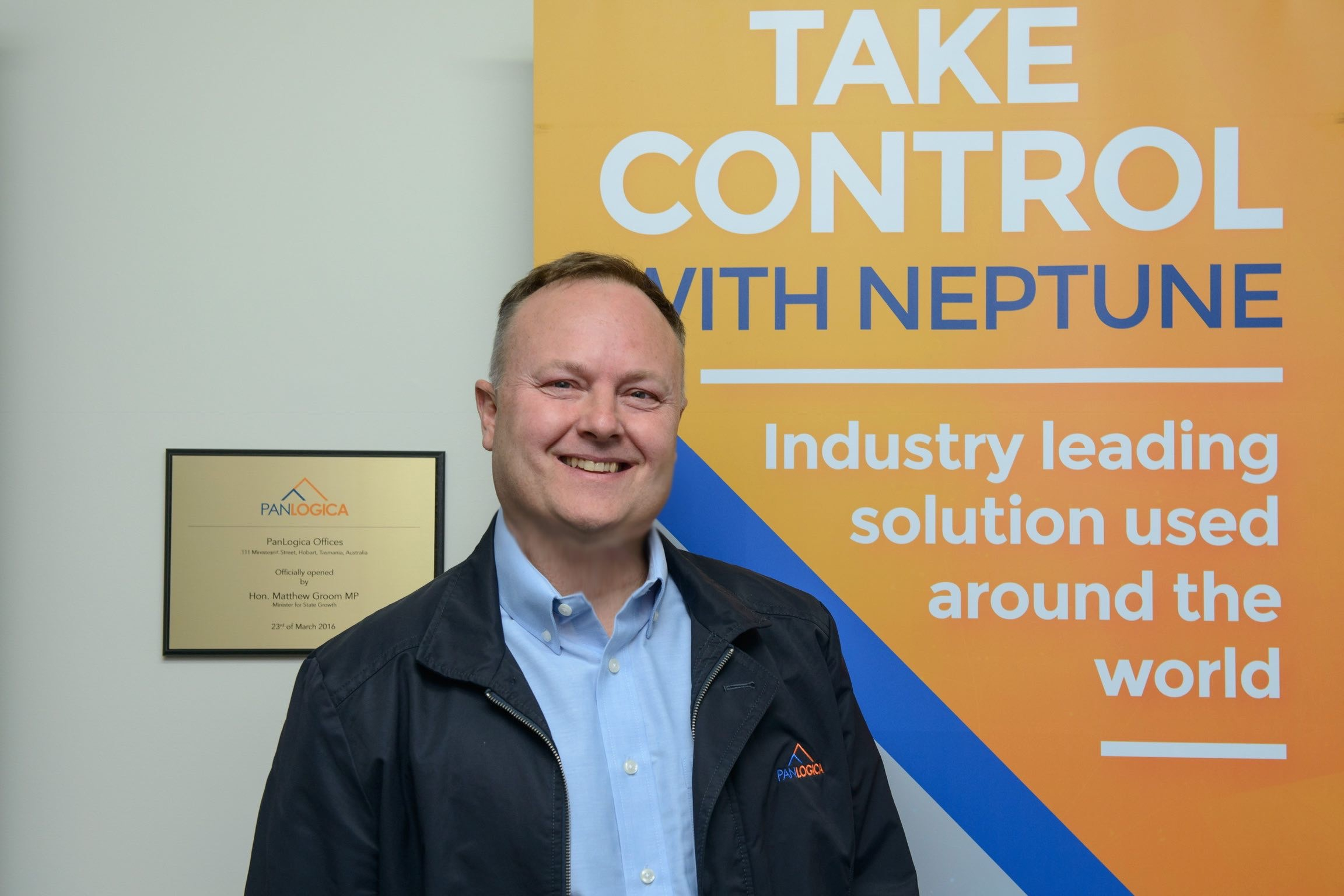 Dr David Wright, Founder and CEO of PanLogica Pty Ltd