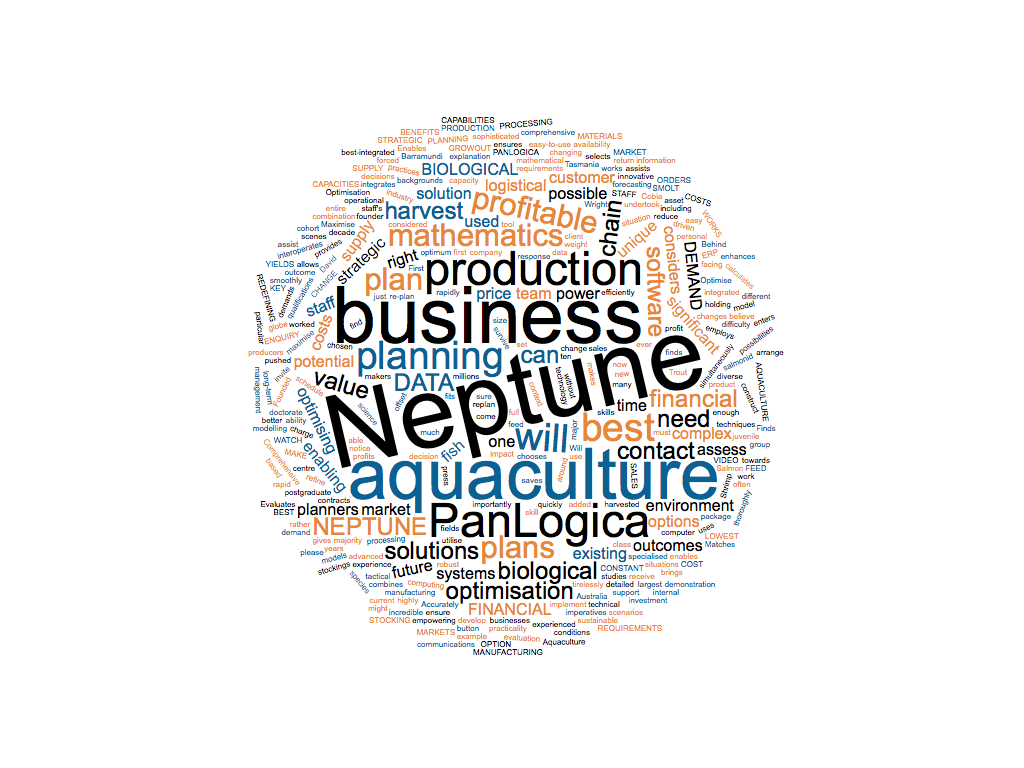 Optimisation in Aquaculture... Question and Answer  .