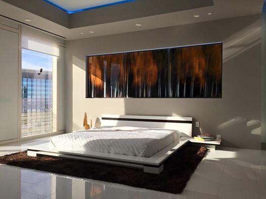 Autumn Dream 45x135 | Mandarin Oriental Installation