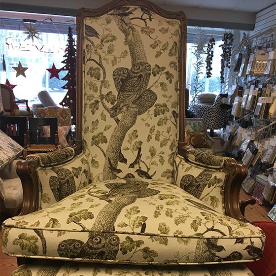 Owl Chair