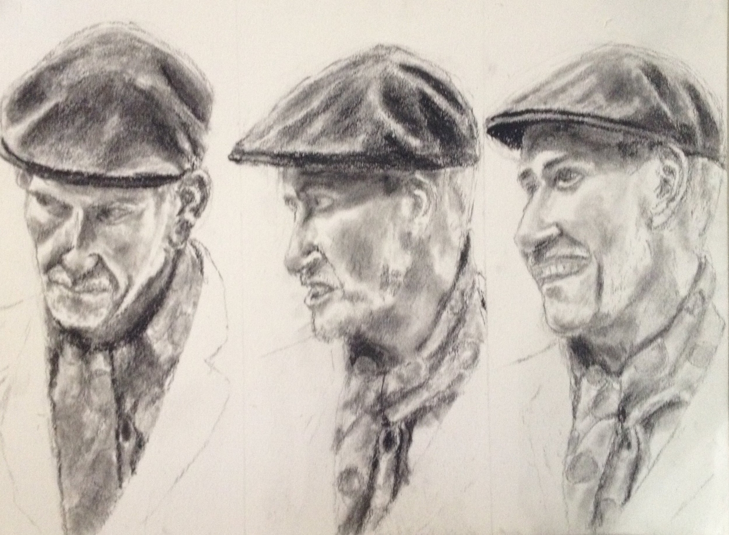 Three Views of One Gardener