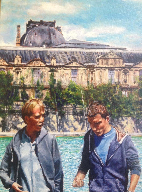 Building Across the Seine