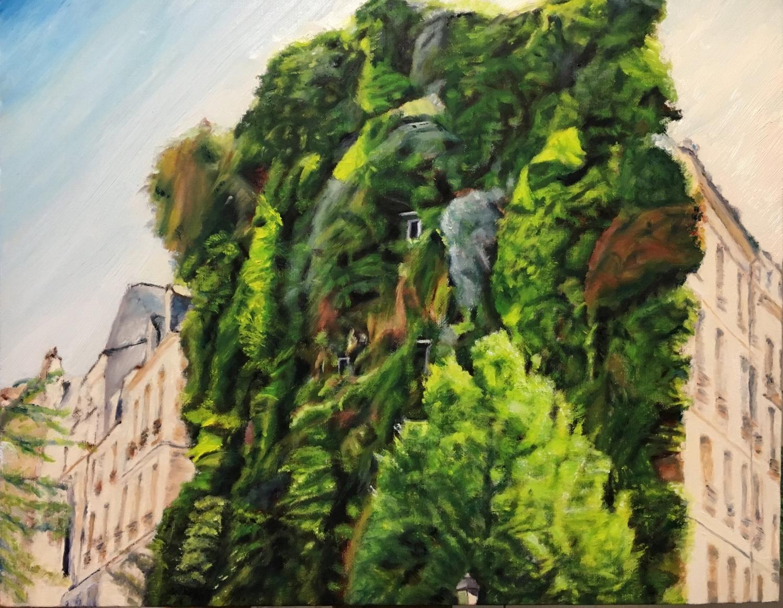 05 Nov - Vertical Garden Wall