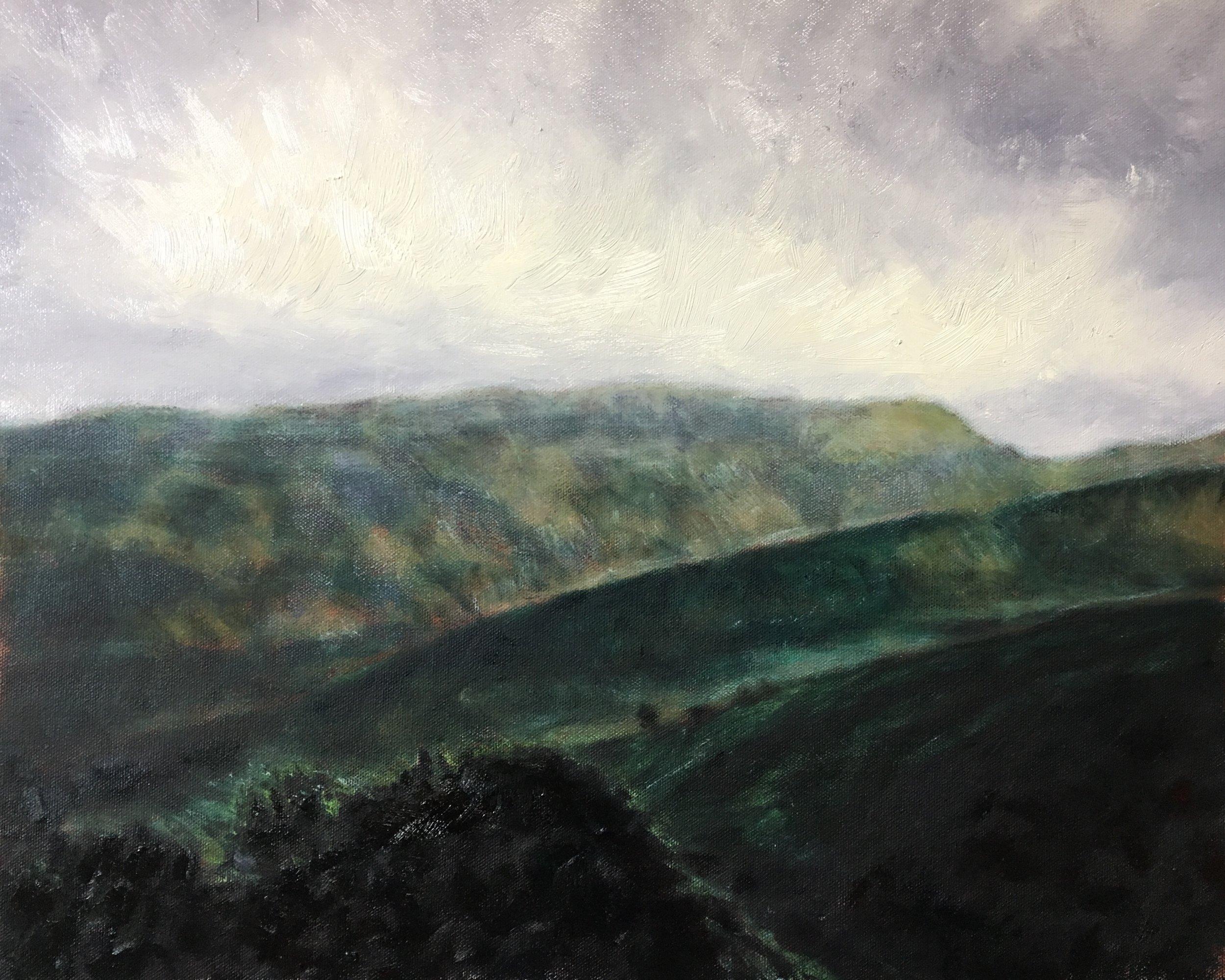 Morning View 3 from Calton Hill, Edinburgh