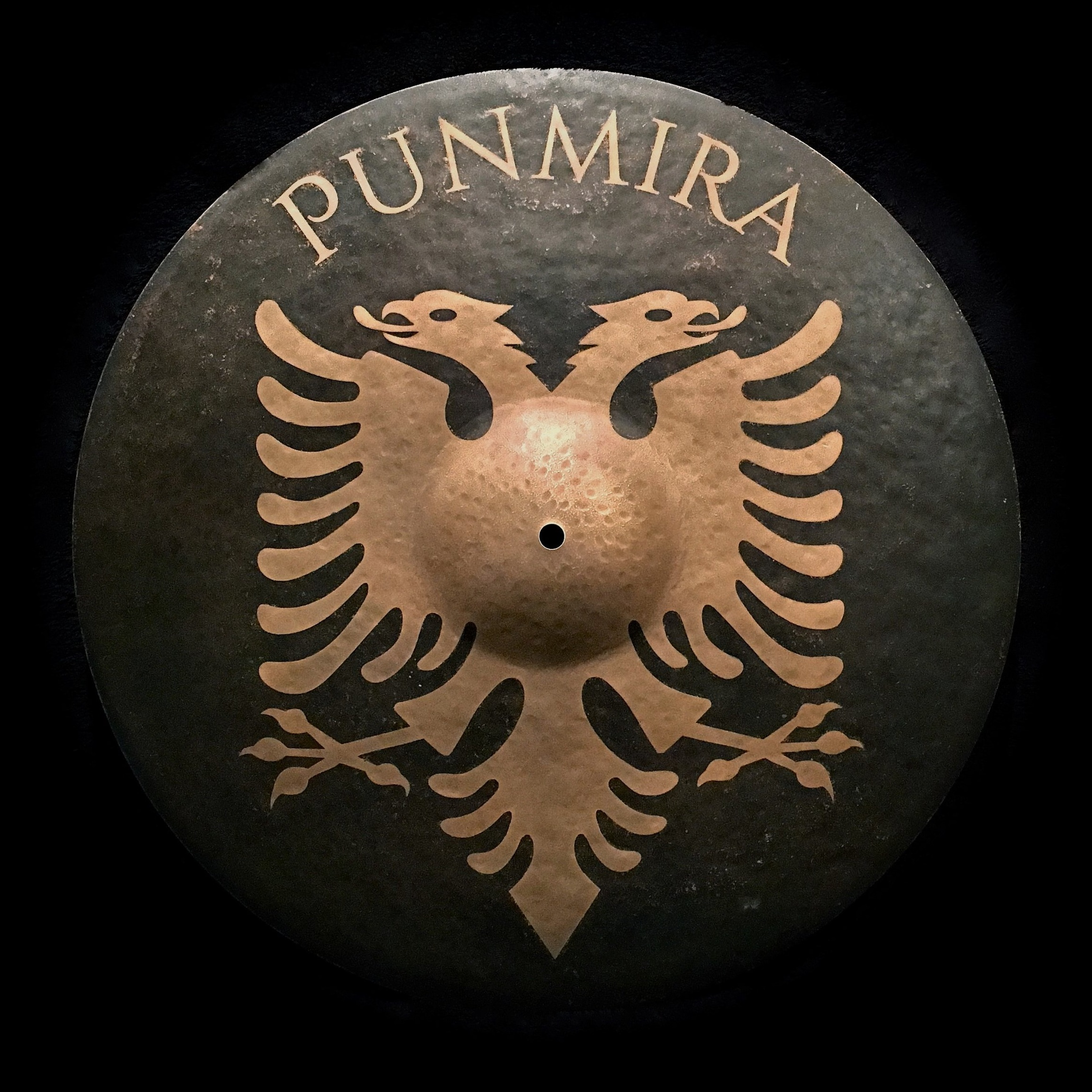 "20"" Ride Cymbal  ""Punmira""  Collaboration with Nicky Moon Custom Cymbals"