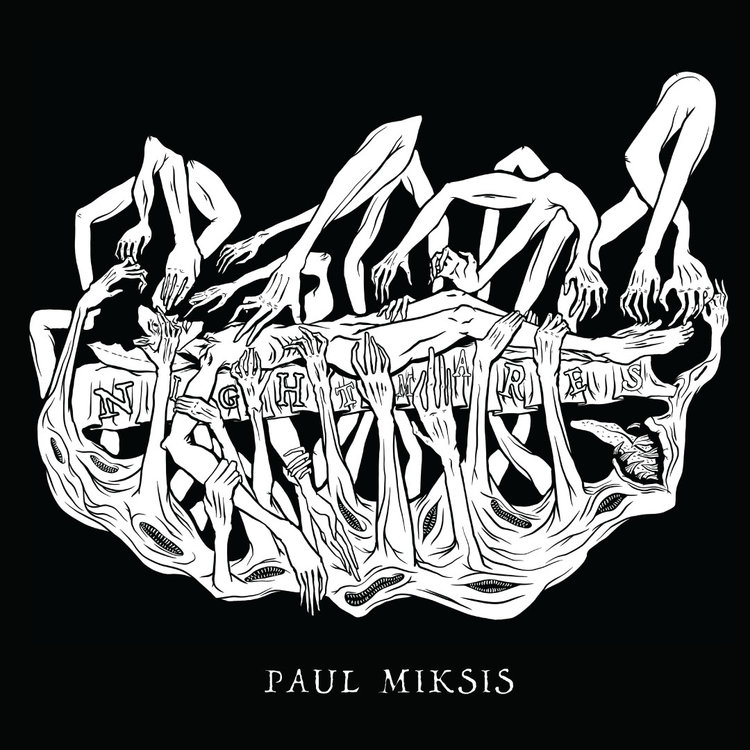Nightmares by paul miksis: Find it on  spotify , itunes, apple music, tidal, google play, and more!