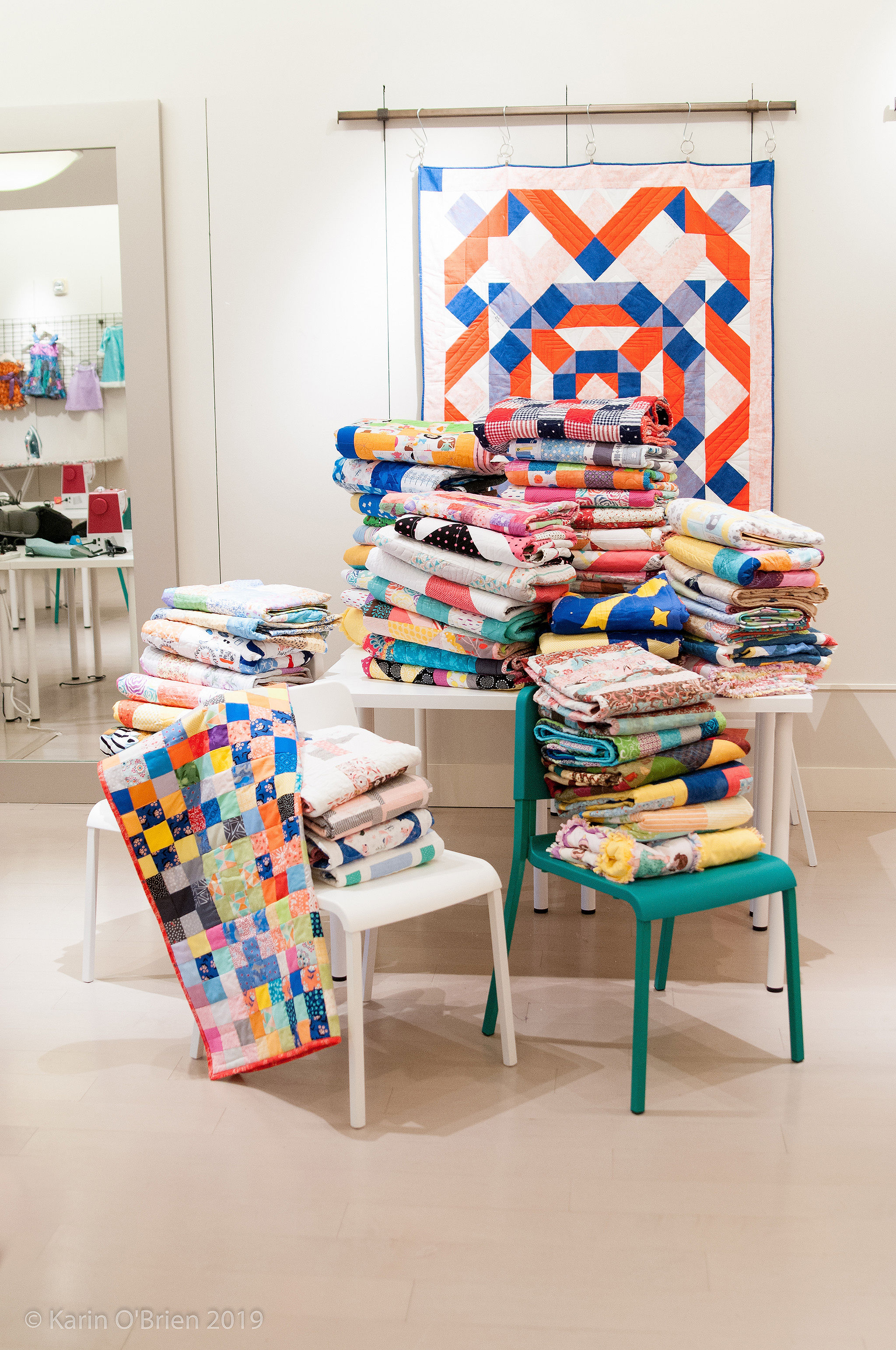 Cotton Cuts Quilt Donation - 65 Quilts to Project Linus.jpg
