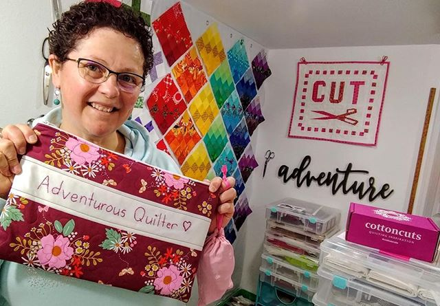 Meet our Cotton Cuts Brand Ambassador @mariannejeffrey on the blog today!  Go check out the interesting story she has tell and how to join her Quilting Facebook Group. http://www.cottoncuts.com/blog/2019/3/26/introducing-cotton-cuts-brand-ambassador-marianne-jeffrey . . .  #quilting #quiltingkeepsmesane #quiltingismytherapy #brandambassador #cottoncuts #iheartcottoncuts #instaquilt #quiltsofinsta #quiltsofinstagram #sewsewsew #sewin #instasew #sewingproject #sewcialist #sewcialists #fabric #fabricsubscription #neverenoughfabric #quiltersofinstagram