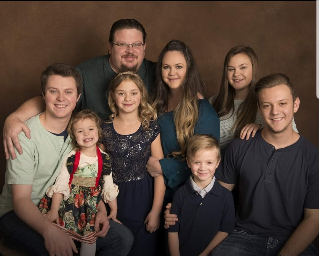 Cotton Cuts Brand  Ambassador Christys family.jpg