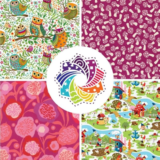 It's #sneakpeek time for this month's Classic and Mini Pop members out there.In this month's box you may find some #gnomesandgardenfabric by @doodlegirlshawn for @rileyblakedesigns. You may also find some #springawakensfabric by #debihron for @henryglassco. We think you may love the #berryseasonfabric by @elizabethagh  for @robertkaufman and the #growingbeautifulfabric by @cmanningart for @modafabrics. As always, we have a few other surprises up our sleeves for our members out there ----- It's not too late to sign up, there are still a few days until our April delivery ships (but only a few boxes left - we've sold out the past 10 months in a row!), so register now at the link in our bio before the week slips away from you! Use code COTTONCUTS to receive 10% off your first month of our Classic membership! Link in Bio!  And remember, 20% of our profit goes to make quilts for kids in need...a win-win for all of us!! http://www.cottoncuts.com . . . #cottoncuts #iheartcottoncuts #gardenandgnomes  #modafabrics #showmetheoda #rileyblake #rileyblakedesigns #shawnwallacefabrics #quiltersofinstagram #quiltingismytherapy #soquitly #sewsewsew #fabricbox #quiltingfabrics #quiltingcotton #quiltersofinstagram #modernquilting #quilting #henryglass  #henryglassfabric #robertkaufman #fabricsubscription #gnomesofinstagram #toadstool