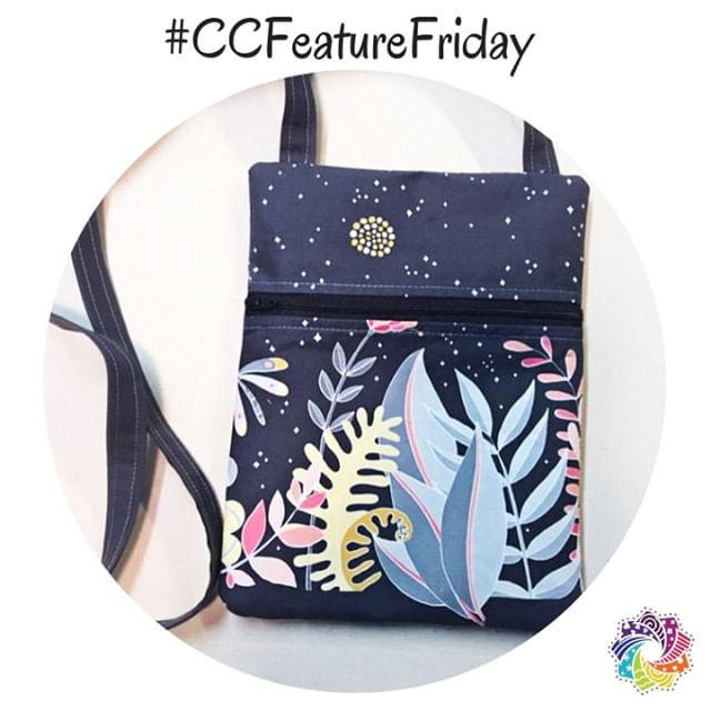 Congratulations to this week's #CCFeatureFriday winner, @mandy.pedigo. Thank you for sharing your amazing crossbody bag made with your Cotton Cuts fabric box. You have won a 1/2 yard of fabric of your choice from our fabric shop! http://www.shopcottoncuts.com. Email help@cottoncuts.com with your choice. Let us see YOUR projects as they come together. See below to learn how to get featured next week, #cottoncuts quilters! Want to be featured next week? It's just a few easy steps!  1. Make sure you are following @cotton_cuts 2. Snap a pic of your project and caption it telling us what it's about and your experience making it. The more projects you share, the more opportunities you have at being selected!  3. Make sure you tag it with #CCFeatureFriday for a chance to get featured  4. Check back in every Friday to see if you've won! . . . #iheartcottoncuts #sewingproject #sewsewsew #quilters #instaquilt #lovequilting #patchwork #quiltingproject #quiltsofinstagram #quiltingismytherapy #Ihavethisthingforquilts #mysteryquilt #instasew #ilovesewing #30minssewingdaily #sewingpattern #zipperpouch #quiltblock #instasew #quiltersofinstagram #fabricsubrscription #sewityourself #lovesewing #fabrics #subscriptionbox #quiltingismytherapy #fabriclove