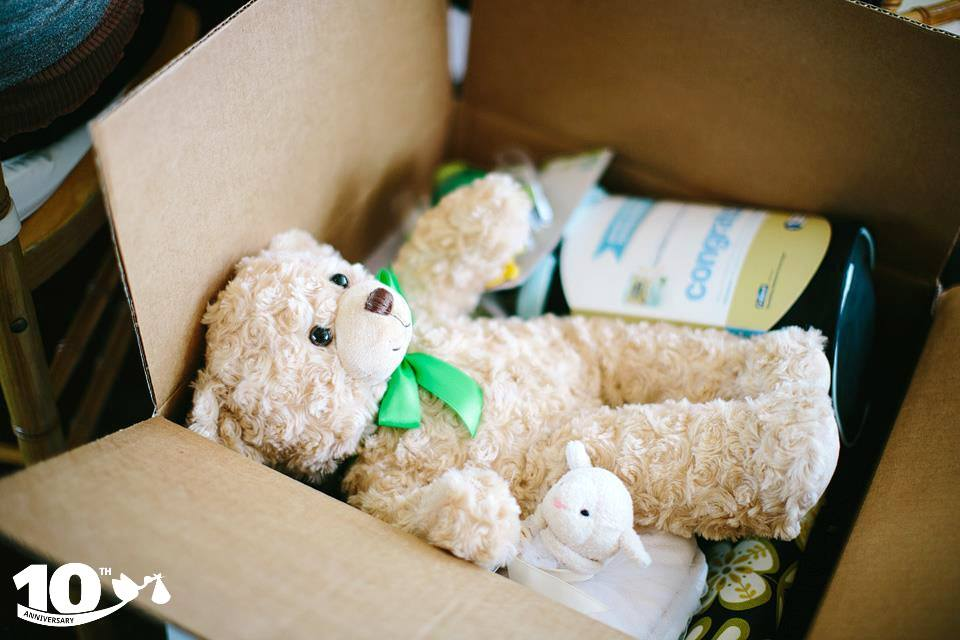 Operation Shower Baby Shower in a Box