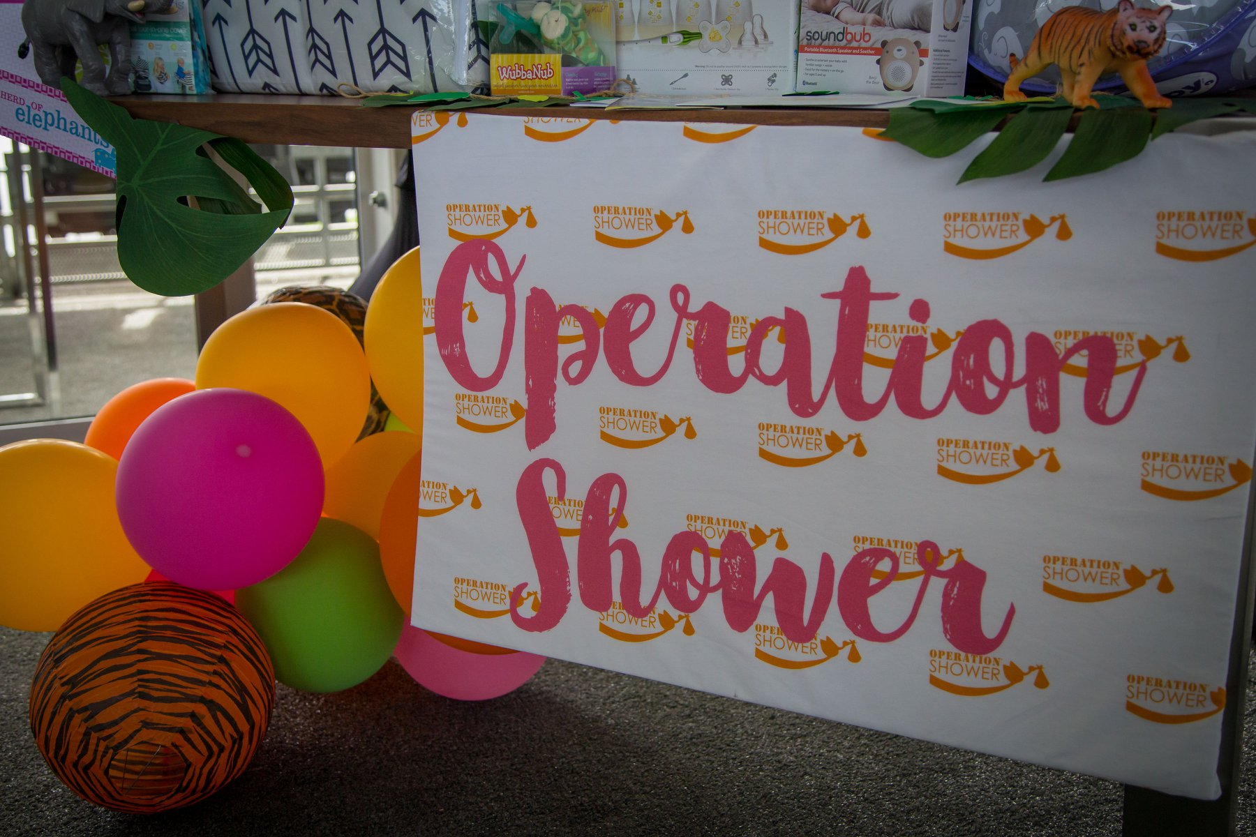 Operation Shower hosts Baby Showers for Military Families