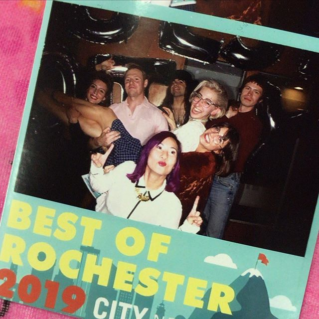 We are Rochester's ᗷᗴᔕT secondhand *ᐯIᑎTᗩᘜᗴ* store!!!!!! I owe thanks to so many people who make the shop what it is I can't even begin! People who are behind me, who support me every single day, who add to the experience- the community is real, Rochester! I love you all- and I'm flying high!  Xoxo