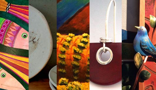 Amazing quality and variety from local, regional and nationally known artists.