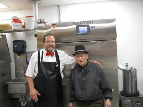 Tom Salle & Mr. Oberto