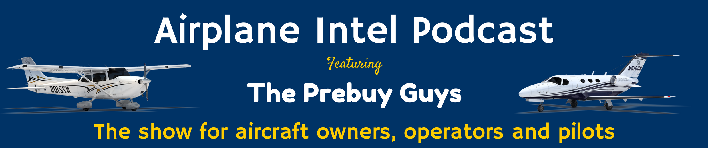 Airplane Intel Podcast Ep 003