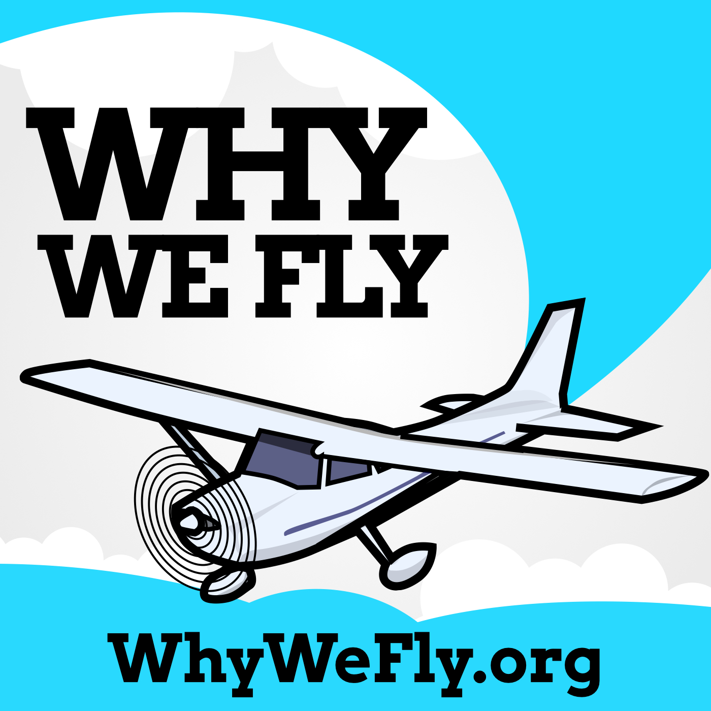 Why We Fly Podcast with Mike Harris