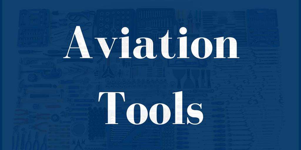Aircraft Maintenance Tools