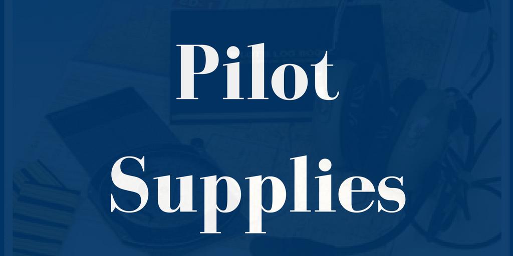 Pilot Supplies