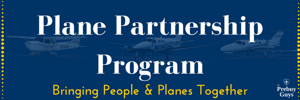 Aircraft partnerships helps you fly for less without compromising safety and flexibility