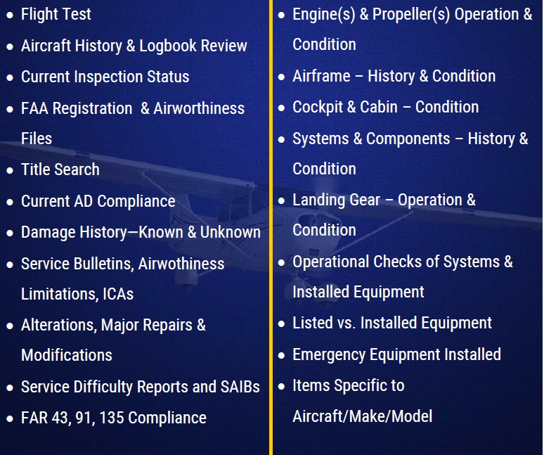 Should I get an airplane prebuy or aircraft pre-purchase inspection