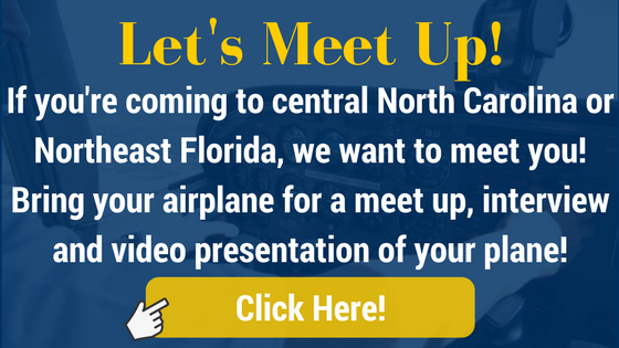 Airplane Intel Podcast meet ups show notes and reviews