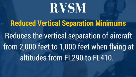 What is RVSM?