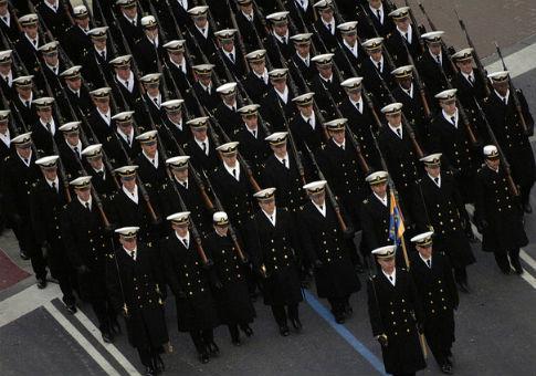 Free Beacon:Naval Academy Hosting 'Transgender 101' Training for Midshipmen -
